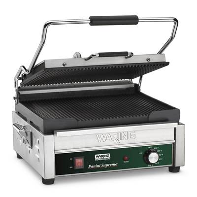 Série WPG250 - Grand grill panini
